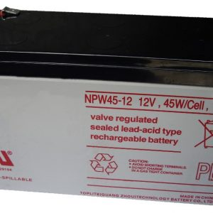 bateria recargable alarama para el hogar